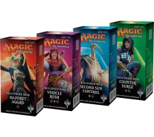 Challenger Decks 2018 (set of 4)