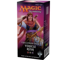 Challenger Decks: Vehicle Rush