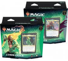 Commander Zendikar Rising (set of 2 decks)