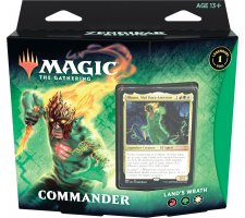 Commander Zendikar Rising: Land's Wrath