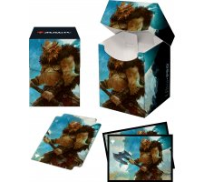 Deckbox + Sleeves Commander Adventures in the Forgotten Realms: Vrondiss, Rage of Ancients