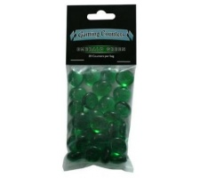 Gaming Counters: Emerald Green