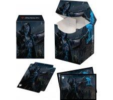 Deckbox + Sleeves Innistrad: Midnight Hunt: Wilhelt, the Rotcleaver