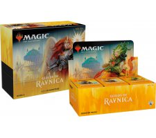 Boosterbox + Bundle Guilds of Ravnica