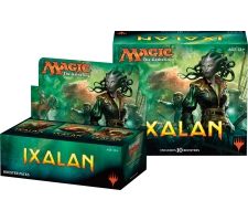 Boosterbox + Bundle Ixalan