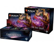 Boosterbox + Bundle Core Set 2019