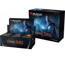 Boosterbox + Bundle Core Set 2021