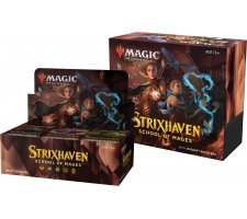 Draft Boosterbox + Bundle Strixhaven: School of Mages