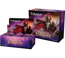 Boosterbox + Bundle Throne of Eldraine (+ gratis promo pack)