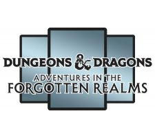 Complete set of Adventures in the Forgotten Realms Uncommons
