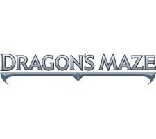Complete set Dragon's Maze Uncommons