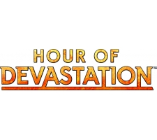 Complete set Hour of Devastation Uncommons