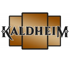 Foil Basic Land Pack Kaldheim (40 cards)