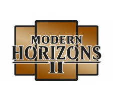 Foil Basic Land Pack Modern Horizons 2 (40 cards)