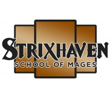 Foil Basic Land Pack Strixhaven: School of Mages (40 cards)