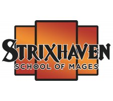 Complete set of Strixhaven: School of Mages (incl. Mythics)