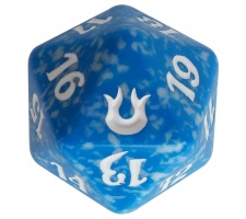 Spindown Die D20 Born of the Gods
