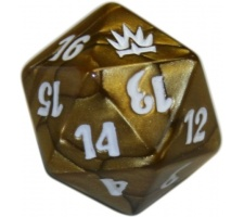 Spindown Die D20 From the Vault: Legends