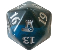 Spindown Die D20 From the Vault: Lore