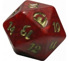 Spindown Die D20 From the Vault: Realms