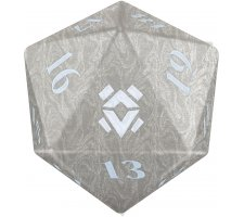 Oversized Spindown Die D20 Gift Edition Zendikar Rising
