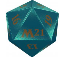 Oversized Spindown Die D20 Core Set 2021