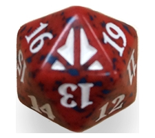 Spindown Die D20 Oath of the Gatewatch