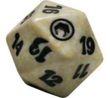 Spindown Die D20 Scars of Mirrodin