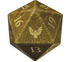 Oversized Spindown Die D20 Strixhaven: School of Mages