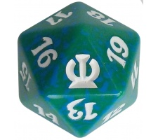 Spindown Die D20 Theros