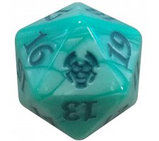 Oversized Spindown Die D20 Theros Beyond Death