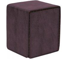 Deckbox Alcove Flip Suede Collection: Amethyst