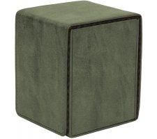Deckbox Alcove Flip Suede Collection: Emerald