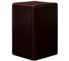 Deckbox Alcove Tower Cowhide (top loading)