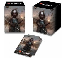 Deckbox Pro 100+ Commander 2018: Aminatou, the Fateshifter