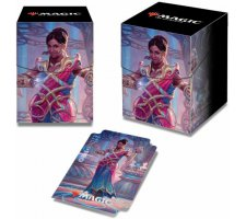 Deckbox Pro 100+ Commander 2018: Saheeli, the Gifted