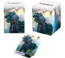 Deckbox Pro 100+ Dominaria: Karn, Scion of Urza