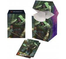 Deckbox Pro 100+ Throne of Eldraine: Garruk, Cursed Huntsman