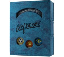 Gamegenic KeyForge Deck Book: Blue