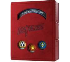 Gamegenic KeyForge Deck Book: Red
