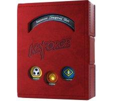 Gamegenic KeyForge Deck Book: Red