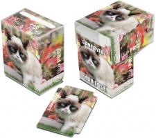 Deckbox Grumpy Cat Flowers