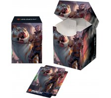 Deckbox Pro 100+ Ikoria: Lair of Behemoths: Lukka, Coppercoat Outcast