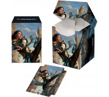 Deckbox Pro 100+ Ikoria: Lair of Behemoths: Narset of the Ancient Way
