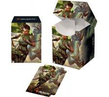 Deckbox Pro 100+ Ikoria: Lair of Behemoths: Vivien, Monsters' Advocate