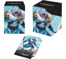 Deckbox Pro 100+ Core Set 2019: Ajani, Adversary of Tyrants