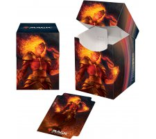 Deckbox Pro 100+ Core Set 2021: Chandra, Heart of Fire