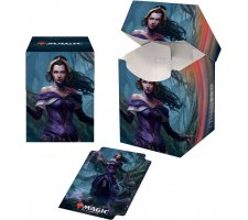 Deckbox Pro 100+ Core Set 2021: Liliana, Waker of the Dead