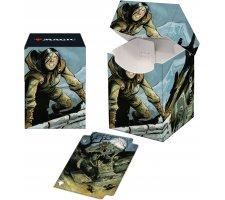 Deckbox Pro 100+ Innistrad: Midnight Hunt: Graveyard Trespessar
