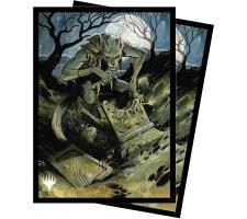 Sleeves Innistrad: Midnight Hunt: Graveyard Glutton (100 pieces)